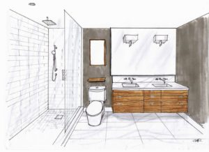 unique how to draw a bathroom ideas-Beautiful How to Draw A Bathroom Construction