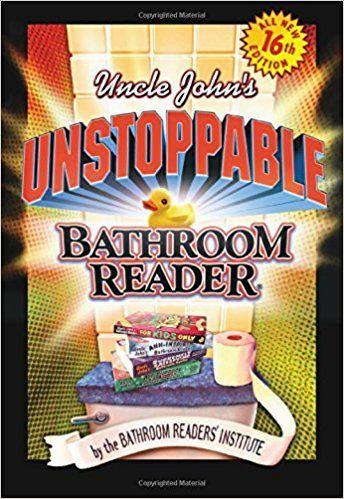 unique uncle john's bathroom reader inspiration-Beautiful Uncle John's Bathroom Reader Layout