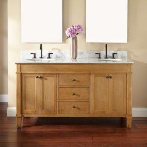 Vanities for Bathrooms Modern Marilla Double Vanity for Undermount Sinks Bathroom Inside Décor