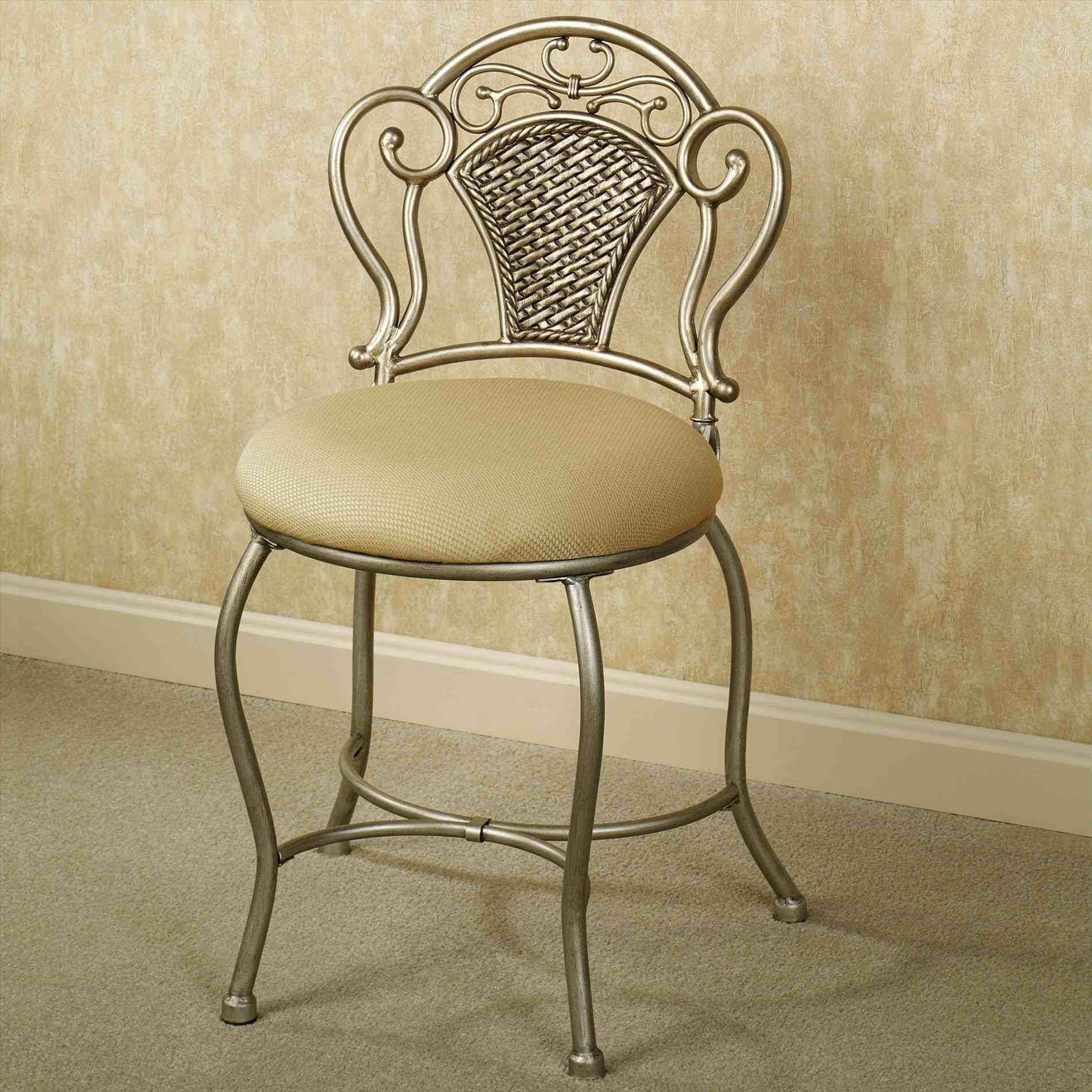 Vanity Chairs for Bathroom Excellent Bathroom Vanity Seat Ideas