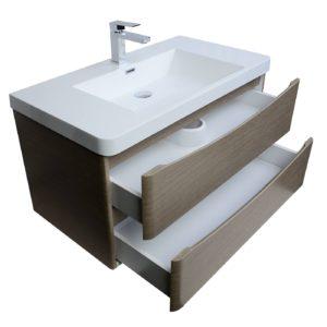 Wall Mount Bathroom Vanity Wonderful Buy Merida Inch Wall Mount Bathroom Vanity In Light Pine Tn Pattern
