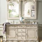 White Bathroom Vanities Best Naples James Martin Antique White Bathroom Vanity Double Sink Plan