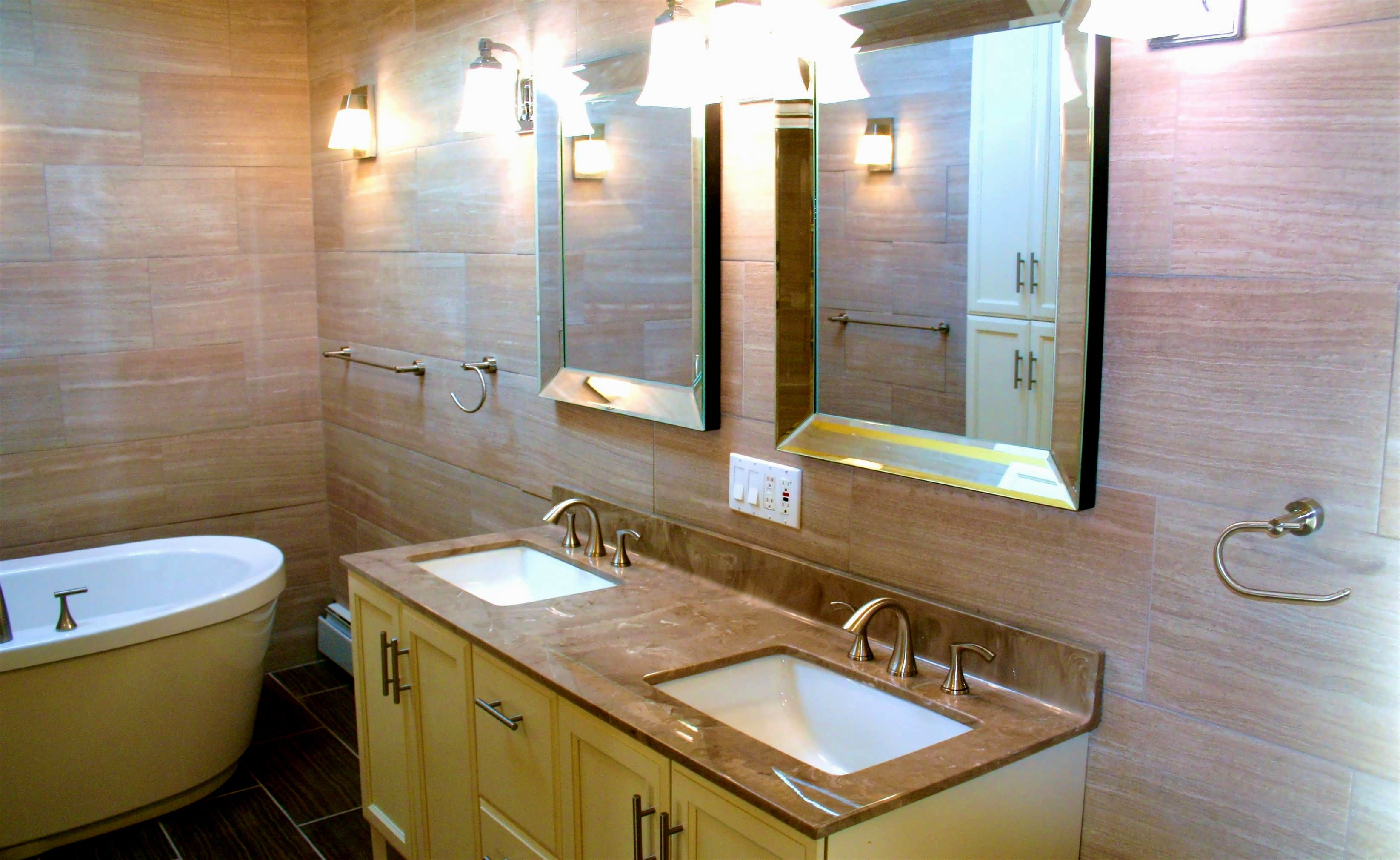 wonderful bathroom accent tile collection-Stunning Bathroom Accent Tile Photograph
