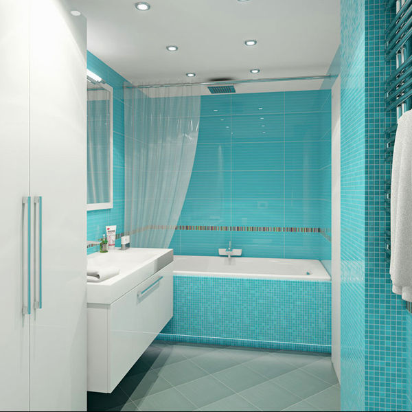 wonderful bathroom ideas with tile model-Beautiful Bathroom Ideas with Tile Design