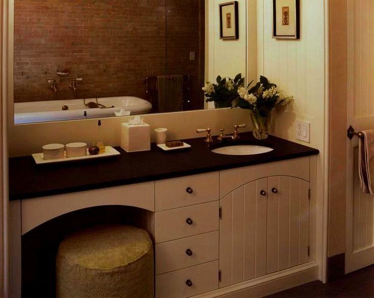 wonderful farmhouse style bathroom vanity model-Stylish Farmhouse Style Bathroom Vanity Pattern