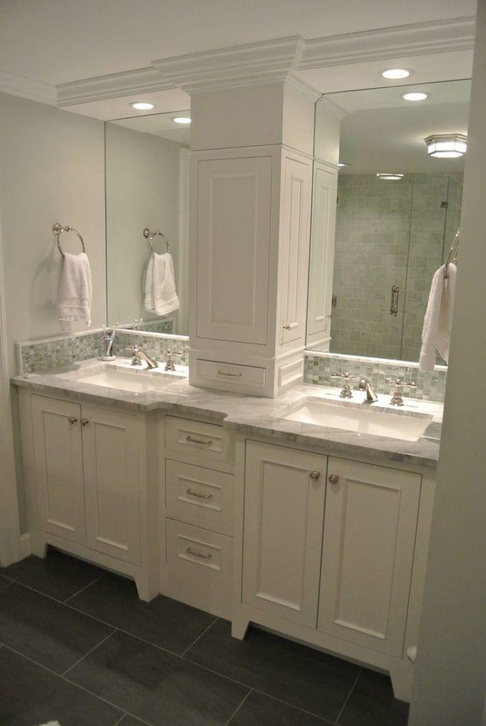 wonderful oak bathroom vanity ideas-Cute Oak Bathroom Vanity Model
