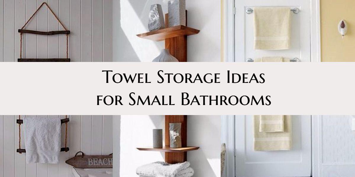 wonderful storage ideas for small bathrooms ideas-Cute Storage Ideas for Small Bathrooms Decoration