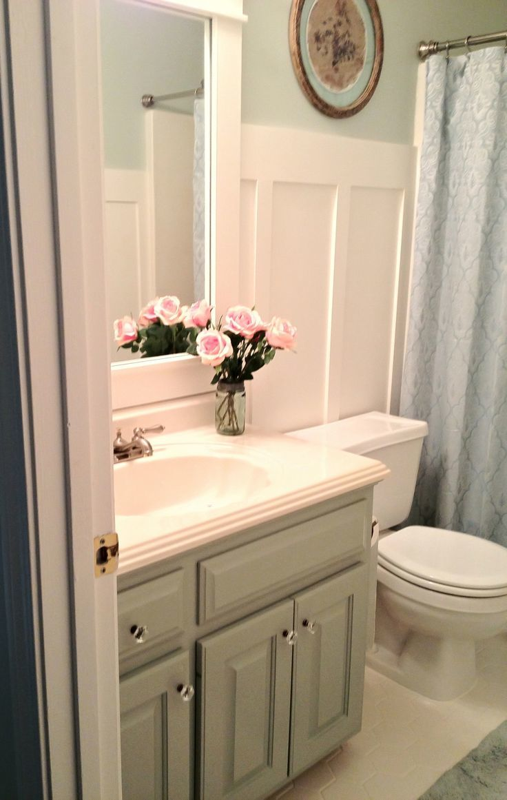 Best Bathroom Color Schemes for Small Bathrooms Gallery ...