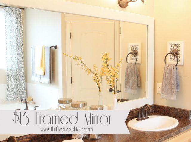 best of diy bathroom mirror online-Best Of Diy Bathroom Mirror Image