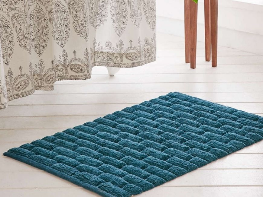 Elegant Mint Green Bathroom Rugs Model Top Mint Green Bathroom Rugs  Photograph