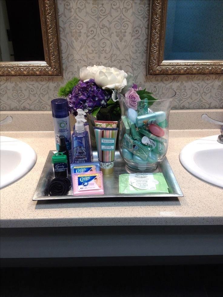 incredible wedding bathroom basket design-Fancy Wedding Bathroom Basket Inspiration