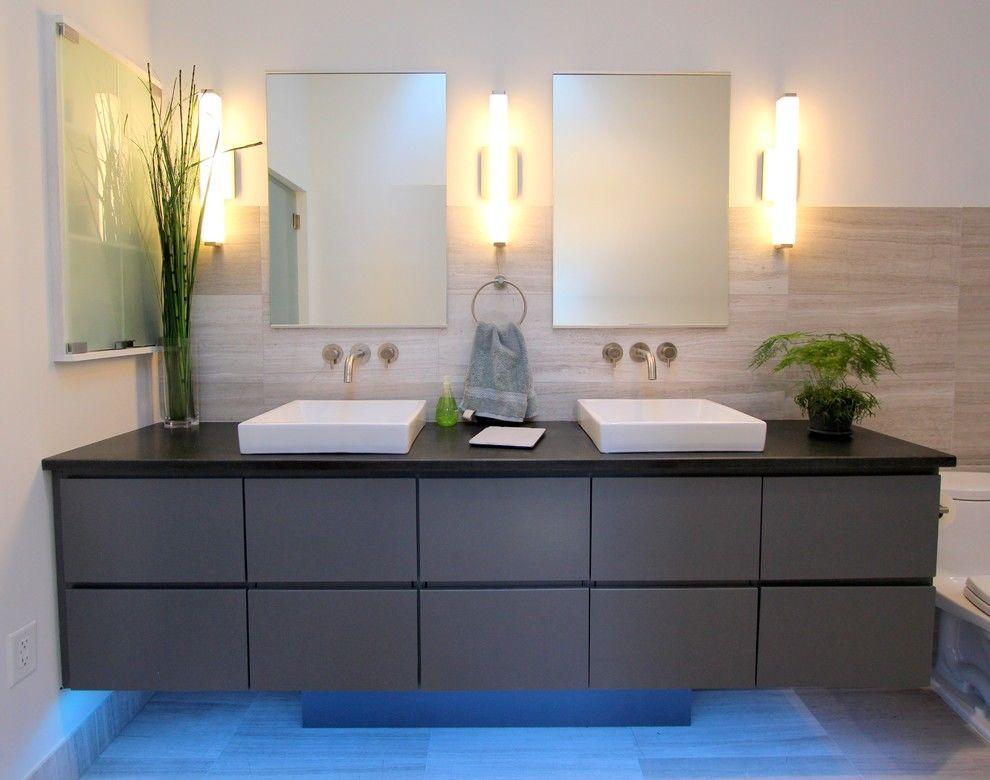 modern bathroom vanity light shades collection-Beautiful Bathroom Vanity Light Shades Photo