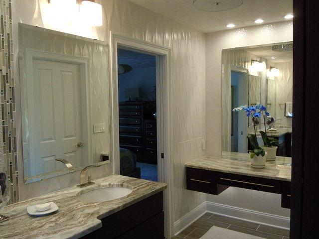 modern master bathroom decorating ideas concept-Luxury Master Bathroom Decorating Ideas Construction