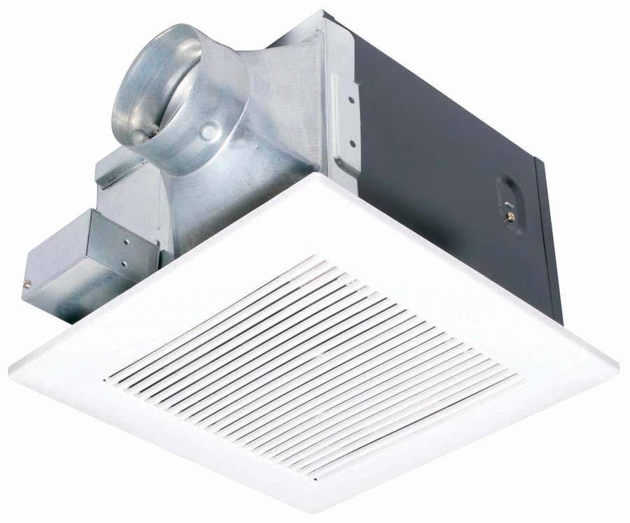 sensational panasonic whisper quiet bathroom fan with light gallery-Unique Panasonic Whisper Quiet Bathroom Fan with Light Inspiration