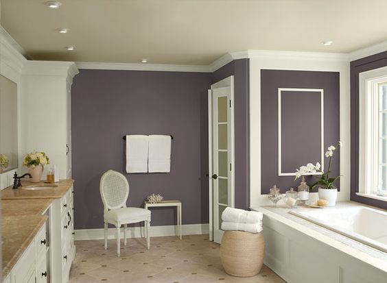 stylish bathroom color paint gallery-Luxury Bathroom Color Paint Plan