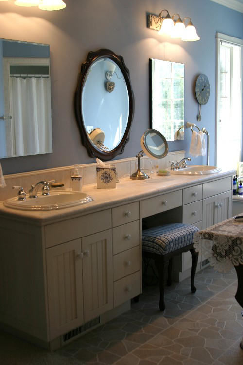 stylish bathroom vanity with makeup station decoration-Excellent Bathroom Vanity with Makeup Station Layout