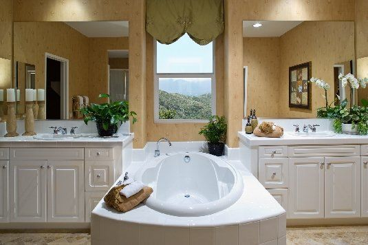 unique master bathroom decorating ideas image-Luxury Master Bathroom Decorating Ideas Construction