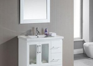 16 Deep Bathroom Vanity