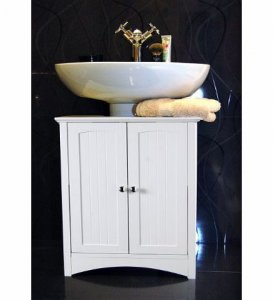 Bathroom Cabinet Around Sink