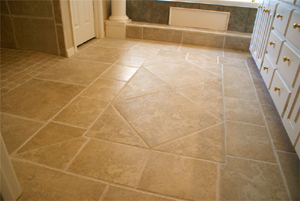 Bathroom Floor Tile Types
