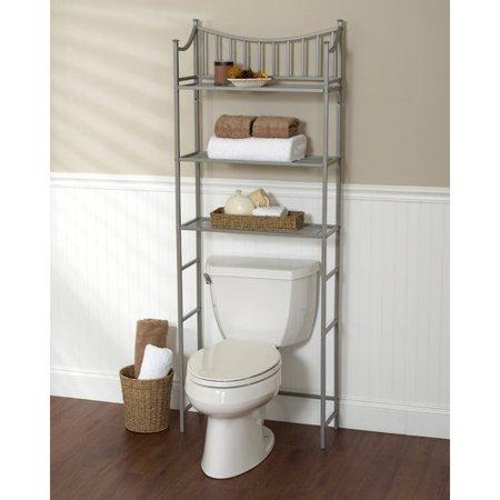 bathroom metal storage rack - home sweet home | modern