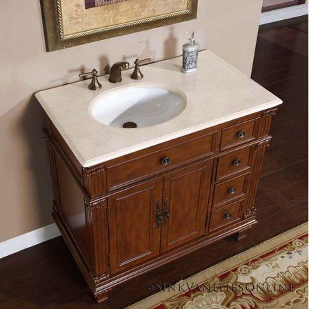 Bathroom Sink Cabinet Designs