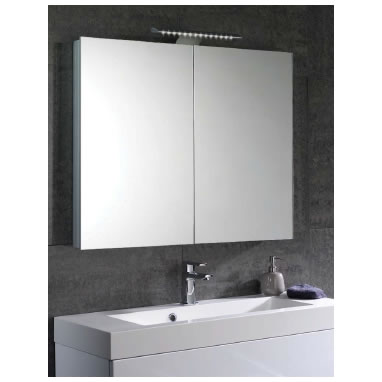 Bathroom Sink Mirror Cabinet