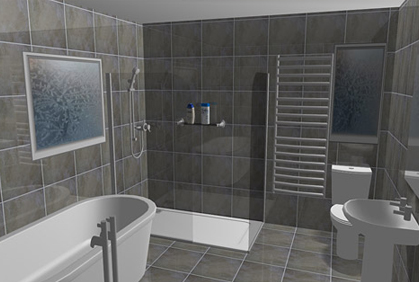 Bathroom Tile Layout Tool Home Sweet Home Modern