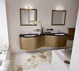 Beautiful Bathroom Rugs