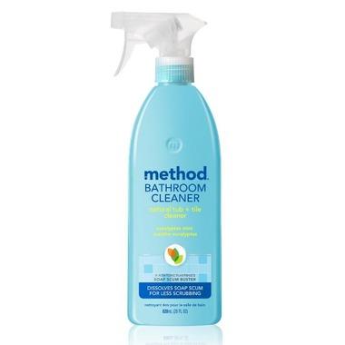 Best Natural Bathroom Cleaner