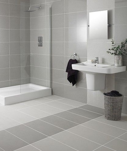 Another Picture Of Best Tile For Bathroom Floor And Walls
