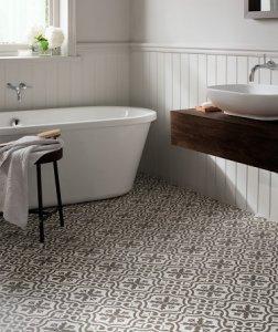 Best Tile For Small Bathroom Floor