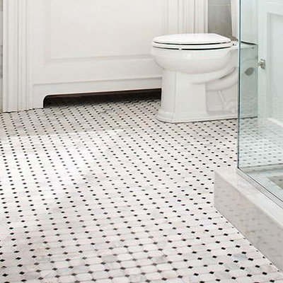 Ceramic Tile Bathroom Floor Home Sweet Home Modern