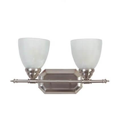 Contemporary Bathroom Lighting Fixtures Brushed Nickel