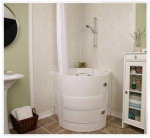 Elegant Bathroom Showroom San Diego Model