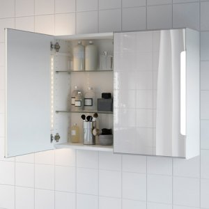Ikea Bathroom Cabinet Storage