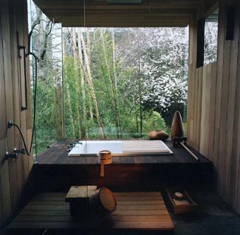 Anese Style Bathroom Design