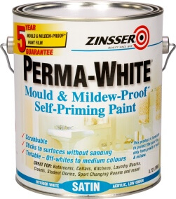 Mould Resistant Paint For Bathroom Ceiling - Home Sweet ...