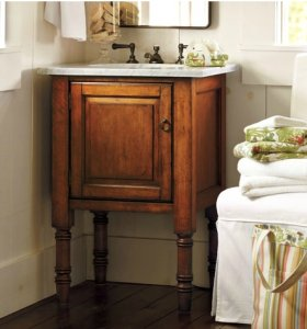 Small Bathroom Under Sink Cabinet