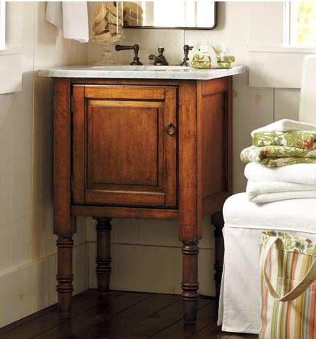 Small Bathroom Under Sink Cabinet