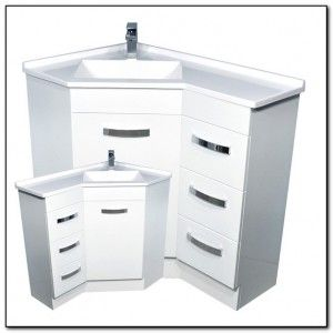 Small Corner Bathroom Sink Cabinet - Home Sweet Home ...