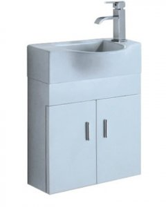 Small Corner Bathroom Sink Cabinet