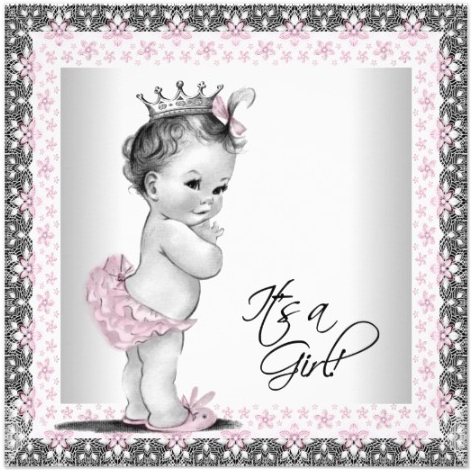 Baby Girl Baby Shower Invitations Bathroom Design Ideas Gallery