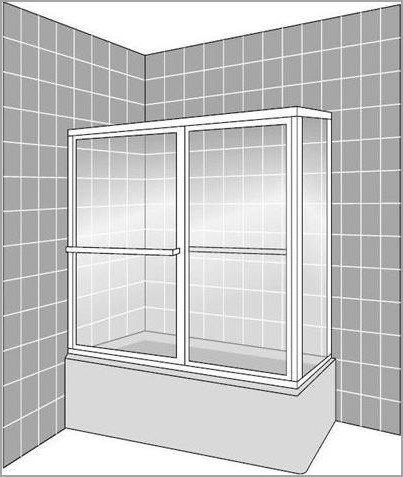 Basco Shower Doors Bathroom Design Ideas Gallery Image And Wallpaper