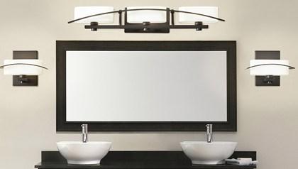 Bathroom Fluorescent Lighting