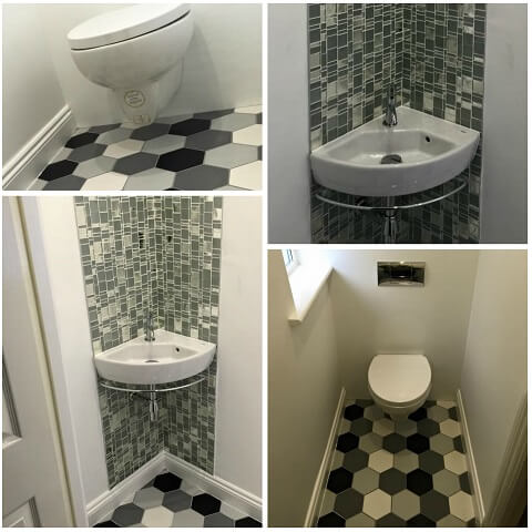 Bathroom Tile Designs For Small Bathrooms - Home Sweet ...