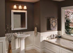 Bathroom Vanity Lighting Brushed Nickel
