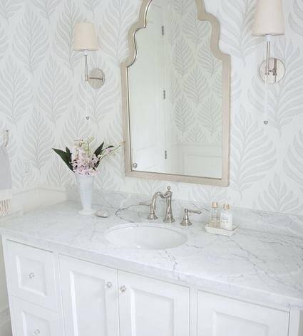 Bathroom Wallpaper Designs Bathroom Design Ideas Gallery Image And