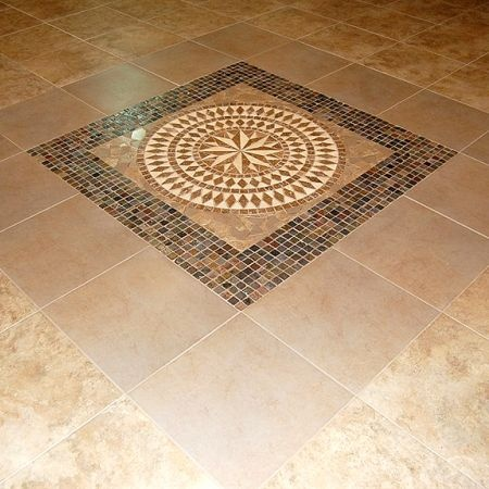 Best Of Bathroom Floor Tile Patterns Design