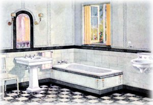 Best Of Black And White Bathroom Tile Inspiration